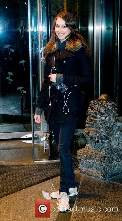 troian bellisario leaving her manhattan hotel new 3783653