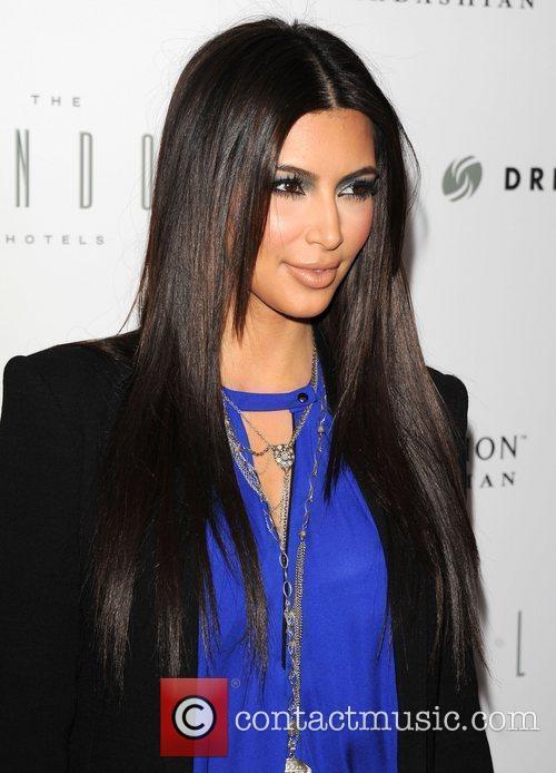 kim kardashian true reflection fragrance launch at 3793846