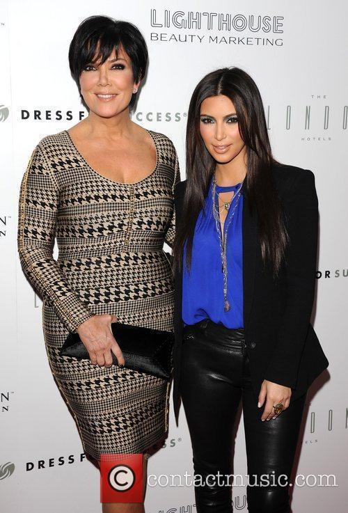 kris jenner and Kim Kardashian 5