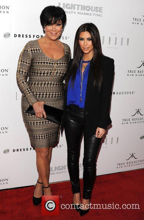 kris jenner and Kim Kardashian 6