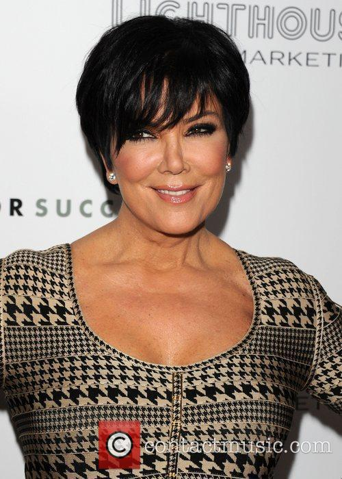 Kris Jenner 'True Reflection' fragrance launch at The...