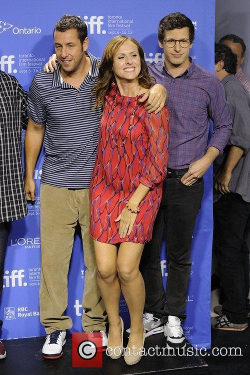 Adam Sandler, Andy Samberg and Molly Shannon 3