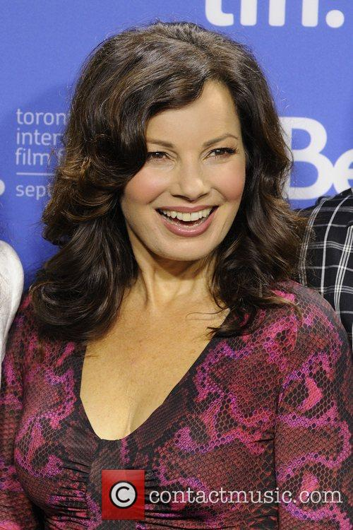 Fran Drescher, Hotel Transylvania Press Conference