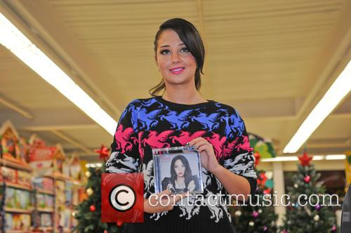Tulisa Contostavlos, The Female Boss, Tesco Xtra and Swann Shopping 13
