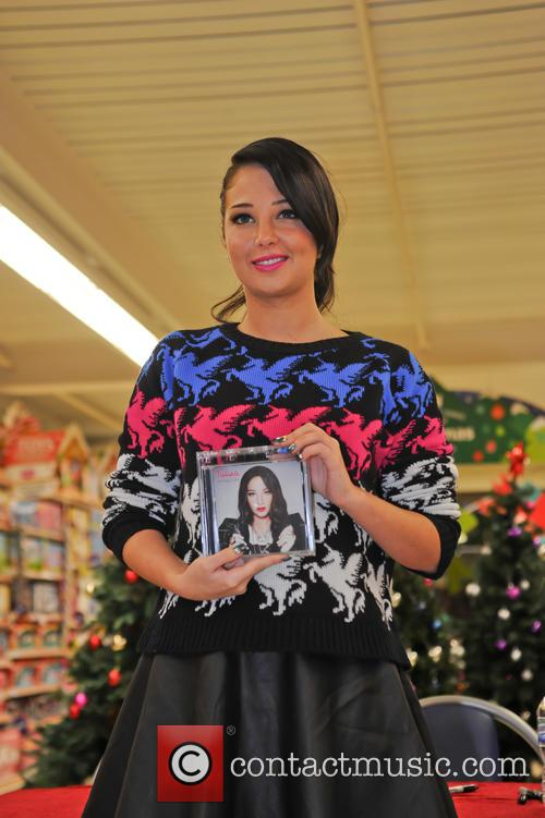 Tulisa Contostavlos, The Female Boss, Tesco Xtra and Swann Shopping 10