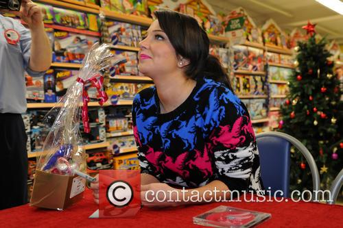 Tulisa Contostavlos, The Female Boss, Tesco Xtra and Swann Shopping 9
