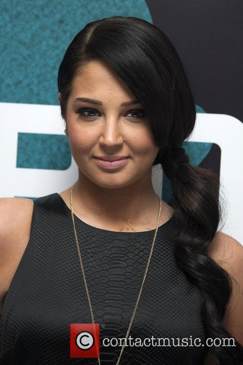 Tulisa Contostavlos and Bt Tower 6