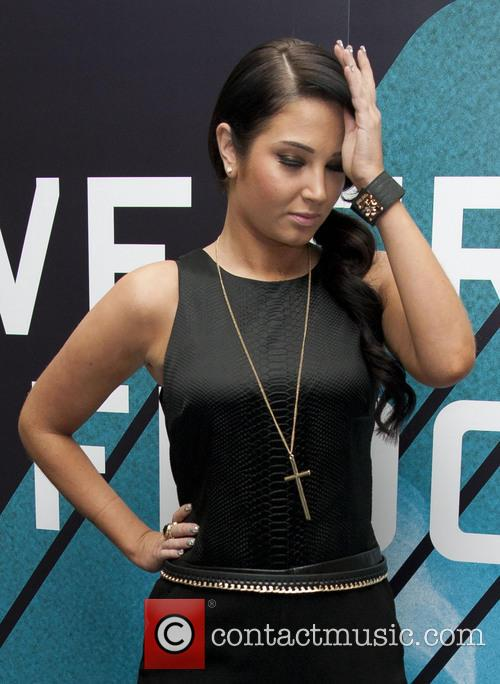 Tulisa Contostavlos and Bt Tower 10