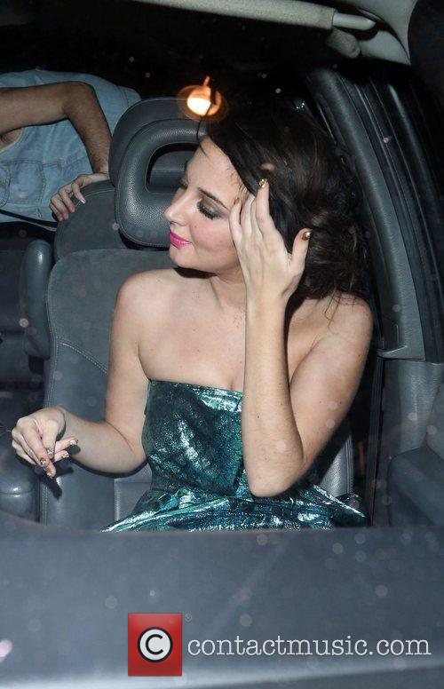 Tulisa Contostavlos and Aura Nightclub 11