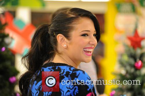 Tulisa Contostavlos, The Female Boss, Tesco Xtra and Swann Shopping 23