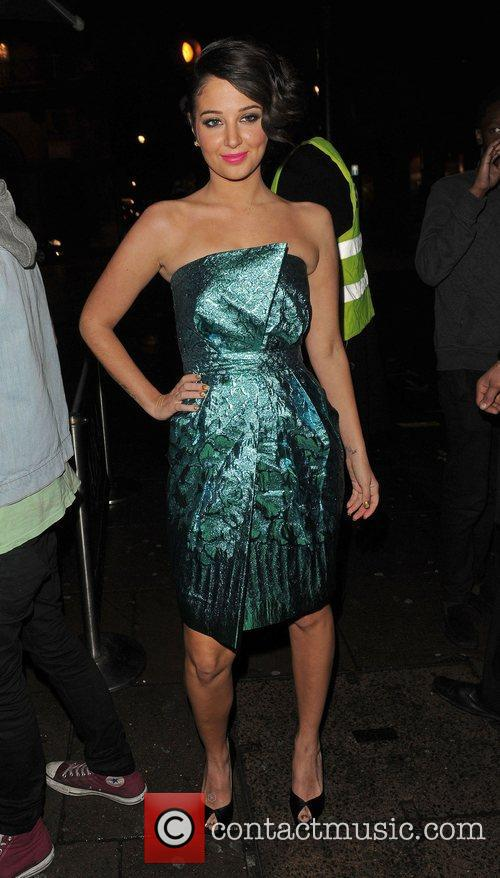 Tulisa Contostavlos and Aura Nightclub 8