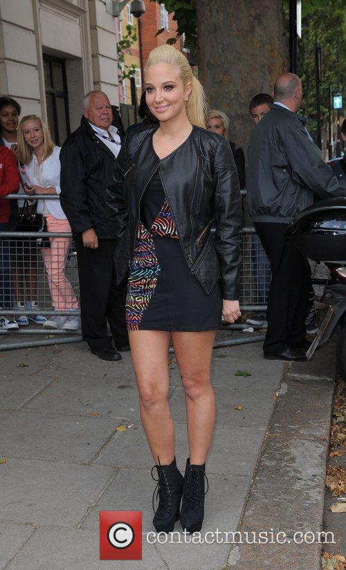 tulisa contostavlos leaving the bbc maida vale 4049400