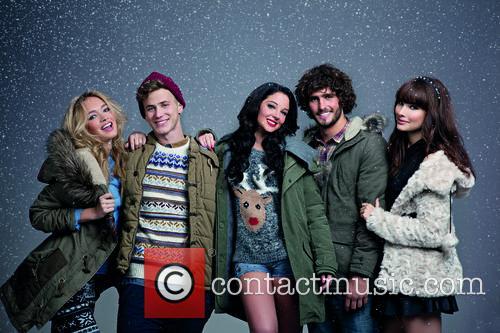 Tulisa Contostavlos and Fashion's Christmas 4