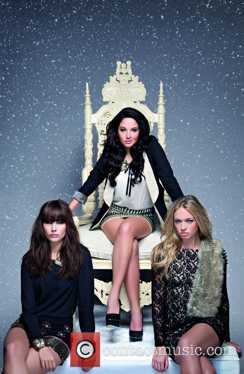 Tulisa Contostavlos, Fashion's Christmas