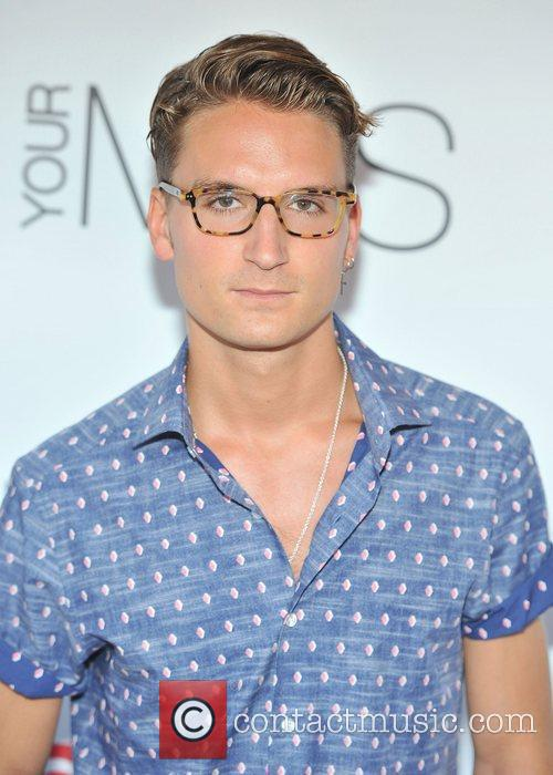 Ollie Proudlock The Tunnel of Love 2012 held...