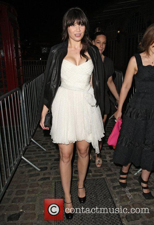 Daisy Lowe The Tunnel of Love 2012 held...