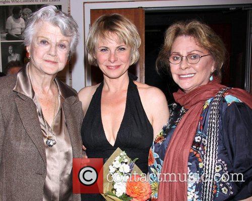 Angela Lansbury, Angelica Page and Elizabeth Ashley