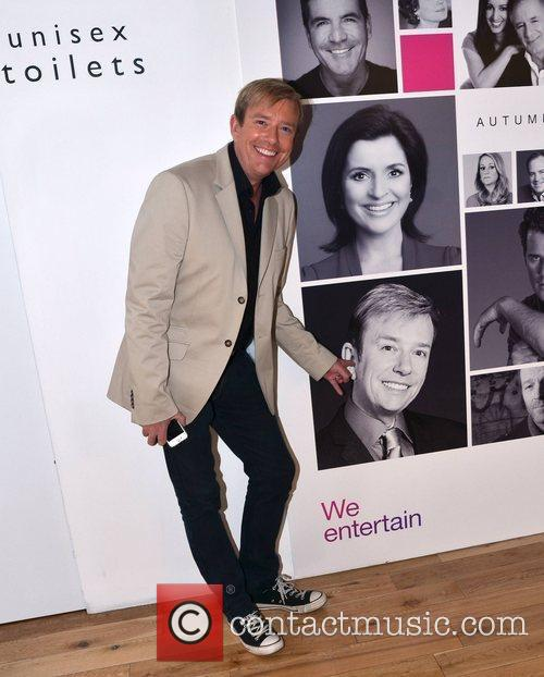 Alan Hughes TV3 Autumn Schedule launch 2012 at...