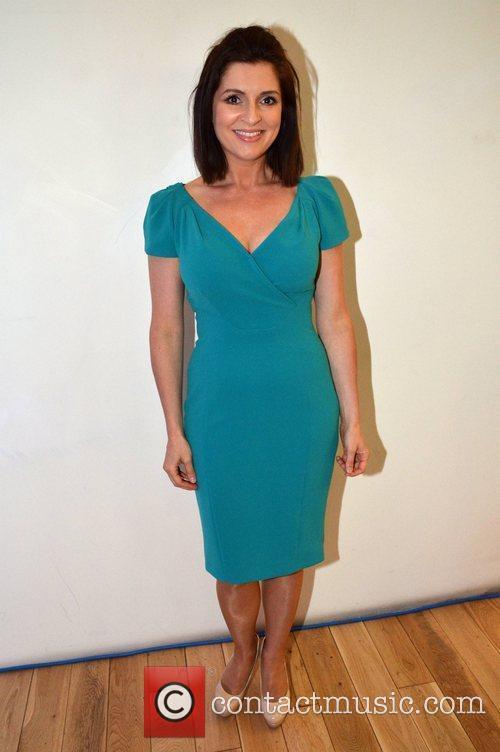 Colette Fitzpatrick TV3 Autumn Schedule launch 2012 at...