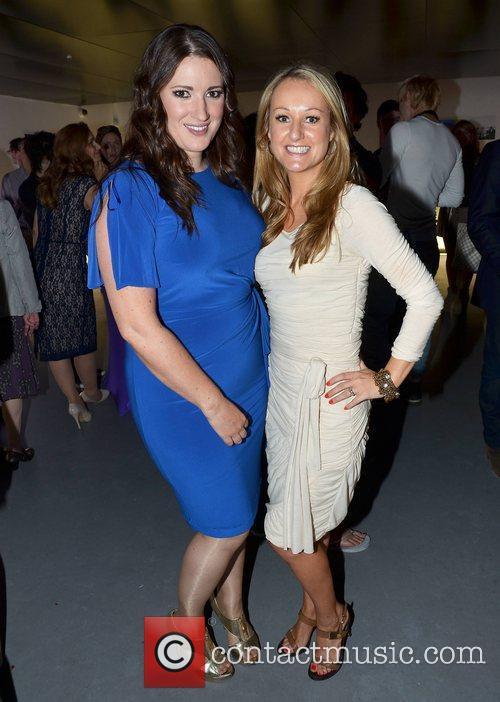Elaine Crowley, Elaine Butler TV3 Autumn Schedule launch...