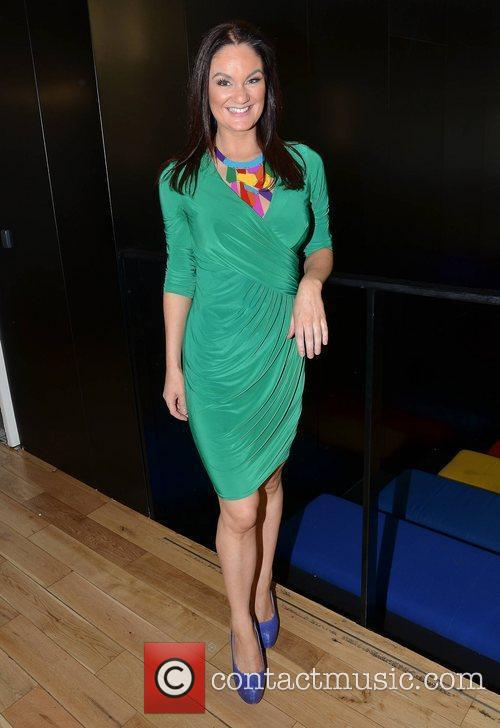 Geraldine O'Callaghan TV3 Autumn Schedule launch 2012 at...