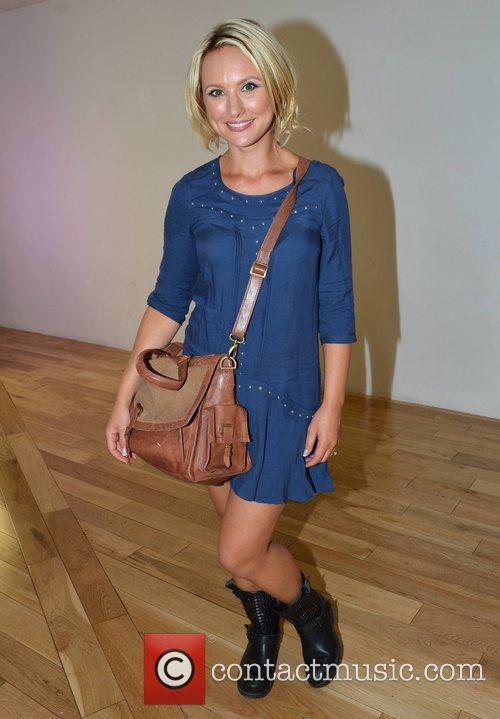 Kirsteen O'Sullivan TV3 Autumn Schedule launch 2012 at...