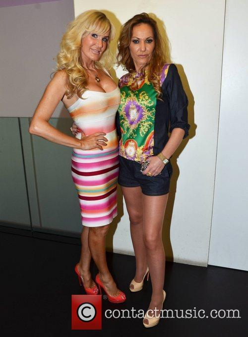 Lisa Murphy and Katie Price 2