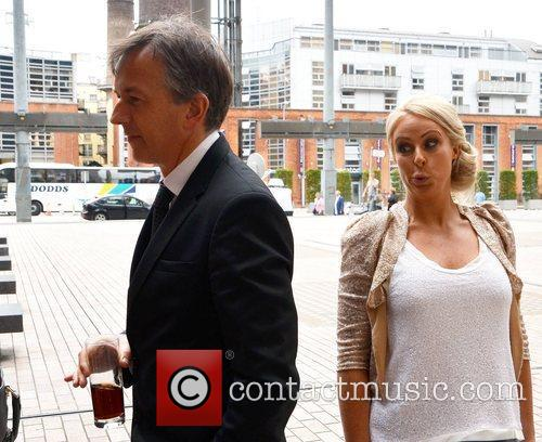 Michael O'Doherty, Danielle Meagher TV3 Autumn Schedule launch...