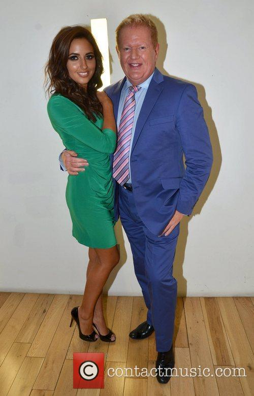 Nadia Forde, Julian Simmons TV3 Autumn Schedule launch...