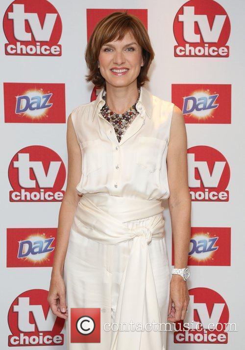 Fiona Bruce The TVChoice Awards 2012 held at...