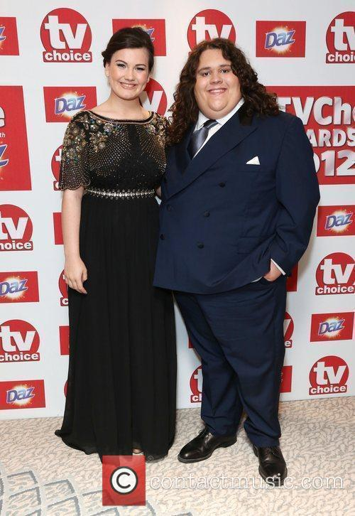 Jonathan and Charlotte The TVChoice Awards 2012 held...