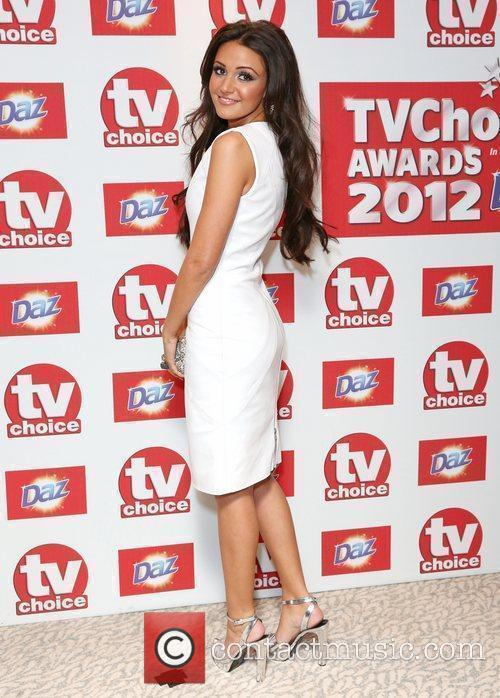 Michelle Keegan and Dorchester Hotel 6