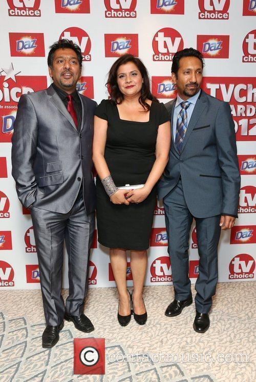 Nitin Ganatra and Nina Wadia 5