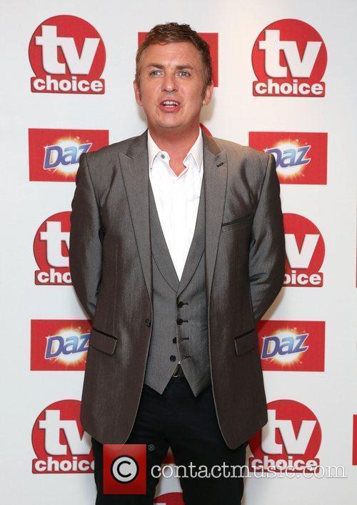 Shane Richie The TVChoice Awards 2012 held at...