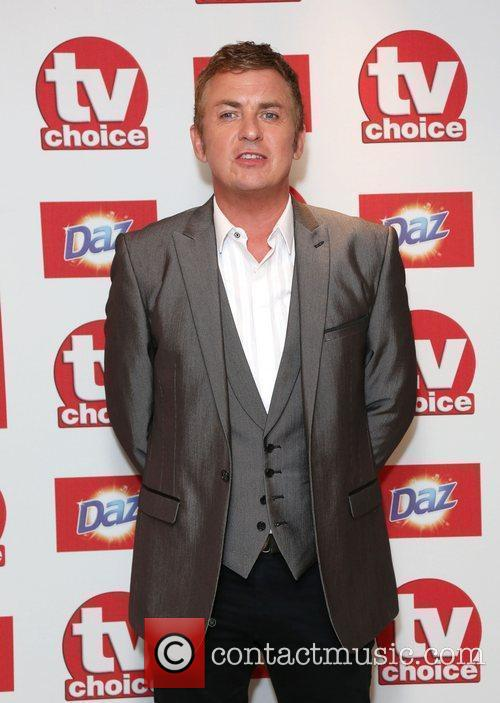 The TVChoice Awards 2012 held at the Dorchester...