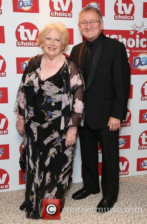 Denise Robertson and Dr Chris Steele The TVChoice...