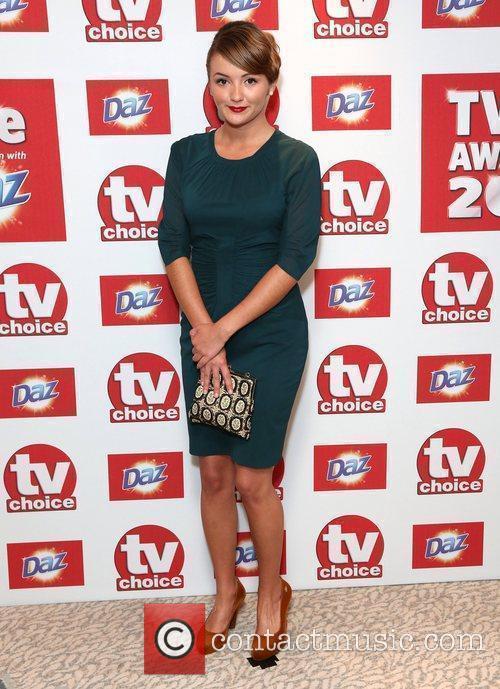 Jasmyn Banks The TVChoice Awards 2012 held at...