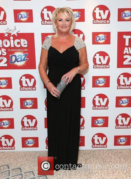 Sue Cleaver The TVChoice Awards 2012 held at...