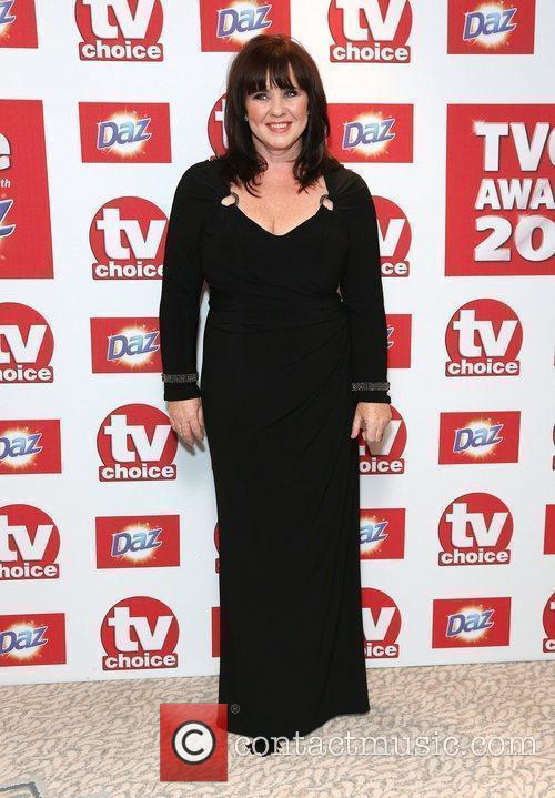 Coleen Nolan The TVChoice Awards 2012 held at...