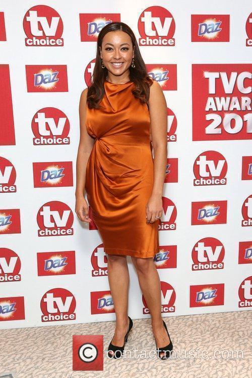 Rebecca Atkinson The TVChoice Awards 2012 held at...