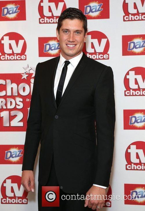Vernon Kay and Dorchester Hotel 10