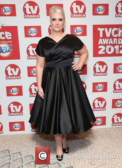 Claire Richards The TVChoice Awards 2012 held at...