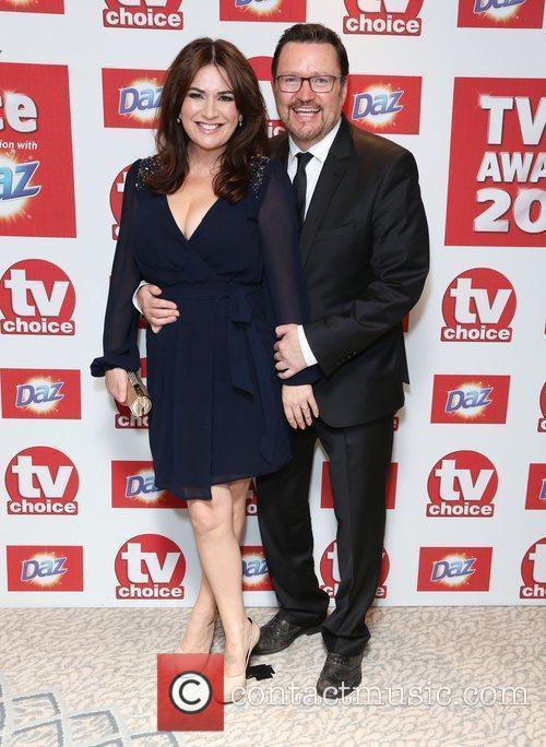 Debbie Rush and Ian Puleston Davies The TVChoice...