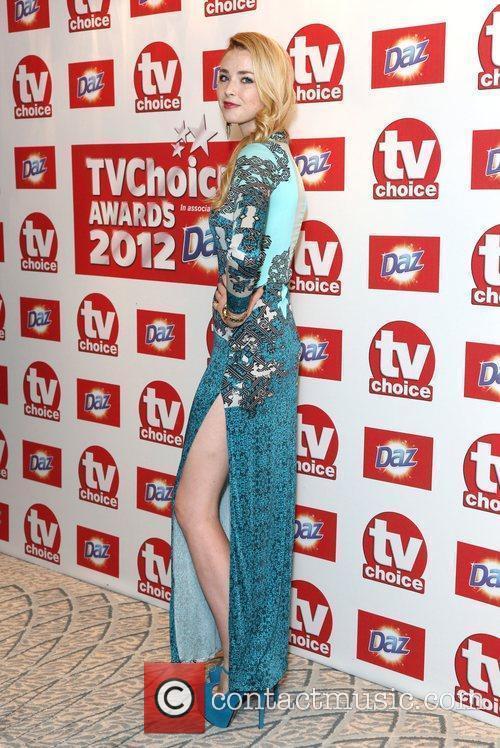 freya mavor the tvchoice awards 2012 held 4072689