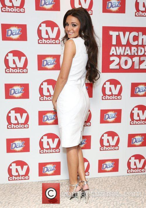Michelle Keegan and Dorchester Hotel 7