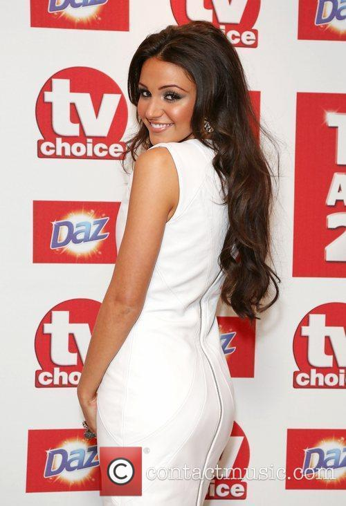 Michelle Keegan and Dorchester Hotel 8