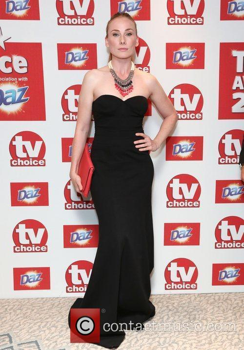 Rosie Marcel The TVChoice Awards 2012 held at...
