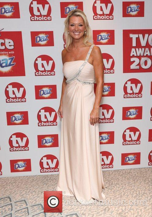 Gillian Taylforth and Dorchester Hotel 2