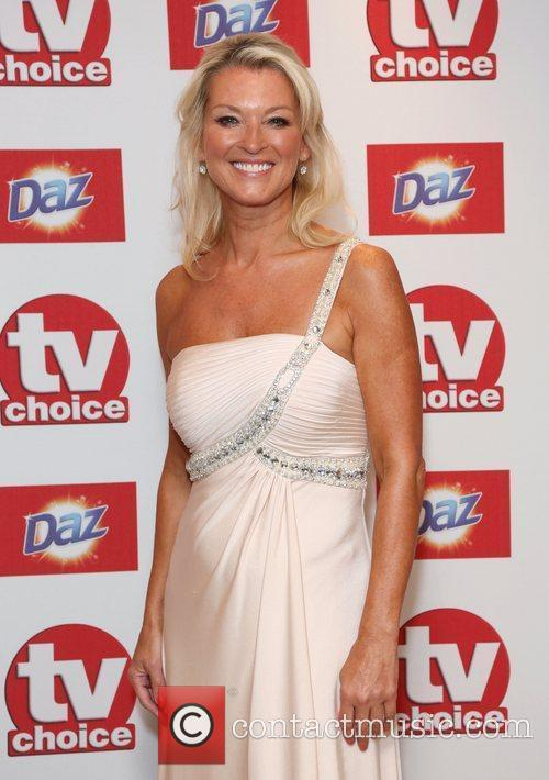 Gillian Taylforth and Dorchester Hotel 3