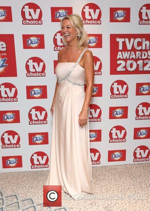 Gillian Taylforth and Dorchester Hotel 4